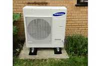 Air Source Heat Pumps are eligible for Domestic Renewable Heat Incentive tariff payments